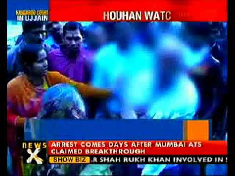 Women beat relative to death outside Ujjain court-NewsX