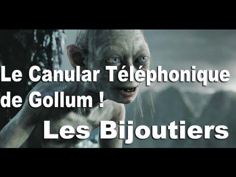 MrSeby – Gollum Appelle des Bijoutiers (Canular téléphonique)