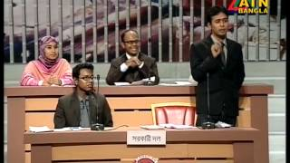 Masud Sikder debate by A T N  Bangla  by masud sikder.....