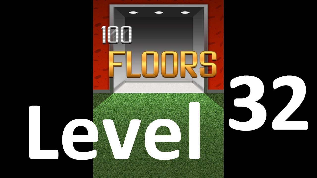 100 Floors Level 32 Floor 32 Solution Iphone Ipad Ipod