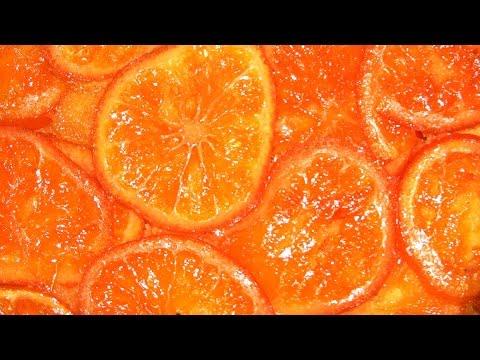 –ецепт - ћандариновый пирог или как приготовить нежный бисквит из манки