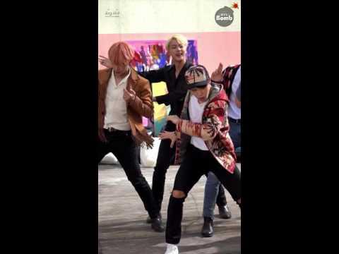 [BANGTAN BOMB] 'FIRE' MV Shooting- 'Jin' Follow ver. - BTS (방탄소년단) thumbnail
