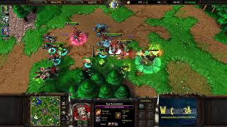 Happy(UD) vs So.in(ORC) - Warcraft 3: Reforged (Classic) - RN4454