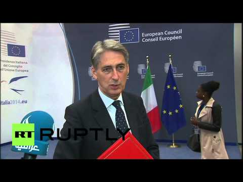 Belgium: EU FMs discuss Russian humanitarian aid convoy