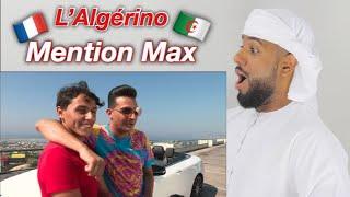 رد فعل خليجي على أغنية لأجرينو في (L'Algérino - Mention Max)  **مش ممكن**