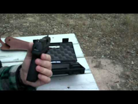 Taurus PT 145 Millenium Pro Shooting Review