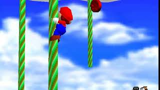 Super Mario Odyssey 64  - Wing Mario Over The Rainbow (Capless and Cannonless)