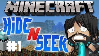 Minecraft : Hide And Seek - Ep. 1