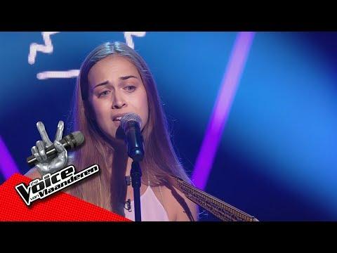 Charline - 'FU'   Blind Auditions   The Voice Van Vlaanderen   VTM