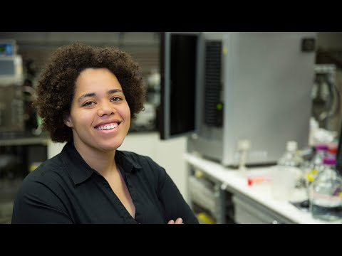 2015 L'Oréal USA For Women in Science Fellow, Dr. Sarah Richardson