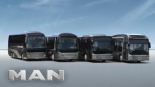 MAN Lion´s Family - City buses, Intercity coaches, Coaches