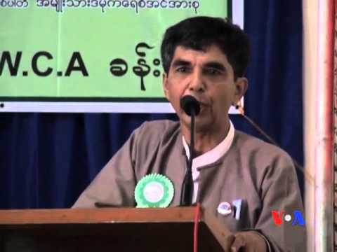 Burmese TV Update (02-13-2013)