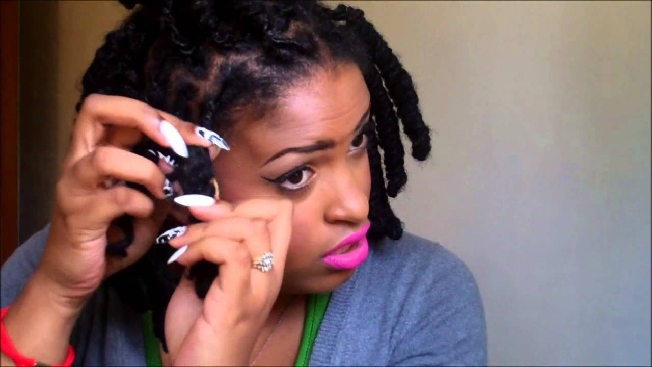 Dreadlock Bob-Protective Style - YouTube