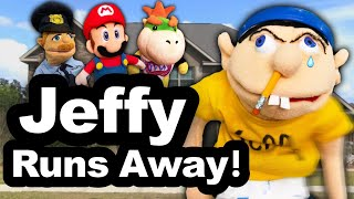 SML YTP: Jeffy Runs Away!