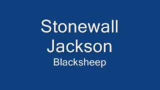 Watch Stonewall Jackson Black Sheep video