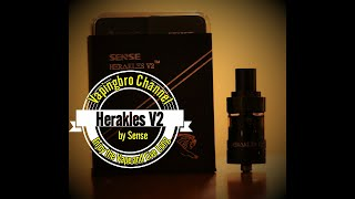 Herakles V2 by Sense ~ Awesome taste...Better than Aspire Cleito???