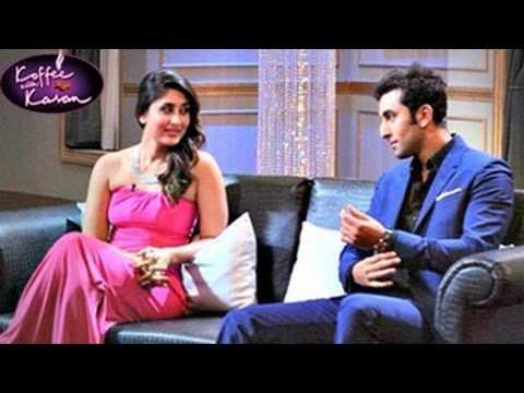 Kareena Kapoor & Ranbir Kapoor Koffee With Karan 4 8th December 2013 Full Episode video