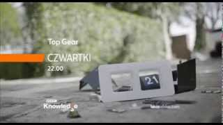 Top Gear - Trailer 21 sezonu w BBC Knowledge - Stig