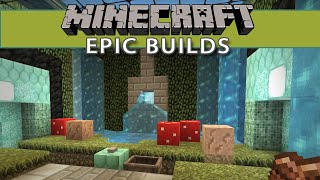 Minecraft Epic Builds - Subway System