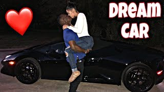SURPRISING MY HUSBAND WITH HIS DREAM CAR 😍| THE PRINCE FAMILY
