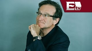 Muere el actor Robin Williams a los 63 años / Robin Williams dies at age 63