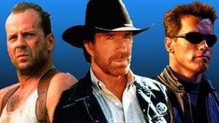 Who is the Best Action Hero Ever?