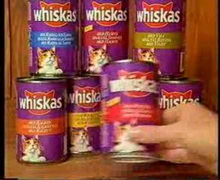 TV-reklam – Whiskas 1993