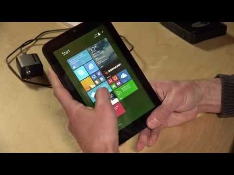 Winbook / Micro Center 7 inch $59 Windows Tablet Review - TW700 - Minecraft. external display