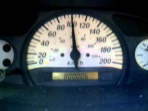 Toyota Echo 800.000km