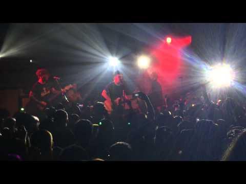 Fall Out Boy Uma Thurman live Lincoln Hall Chicago 1/24/15