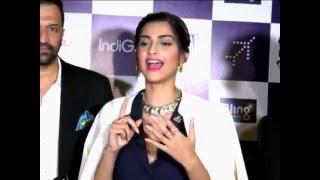 Sonam Kapoor Talks About The Real Neerja - Video -