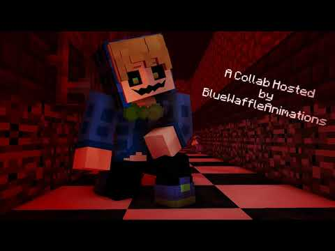 'This is Halloween' preview - Minecraft Animation