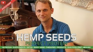 HEMP SEEDS for NUTRITION ◦ Benefits, & Facts  from LIVET LIFESTYLE & LIVET.tv with TOM WHITMIRE