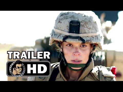 MEGAN LEAVEY Official Trailer (2017) Kate Mara War Drama Movie HD streaming vf