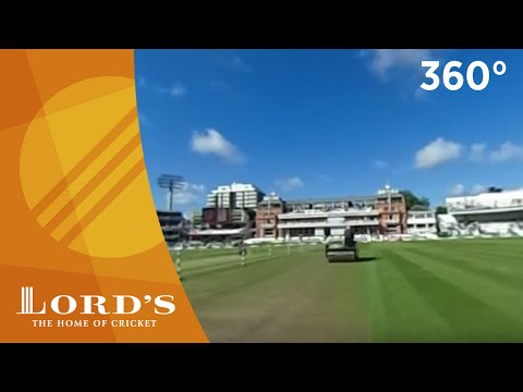 Lord's 360° - View from the middle on Day 1 | England vs Pakistan