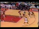 Michael Jordan 61 pts VS Hawks in 1987