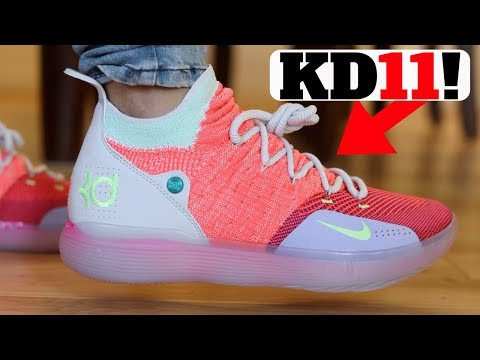 First Thoughts: Nike Zoom KD11 (These Are NOT For Me)