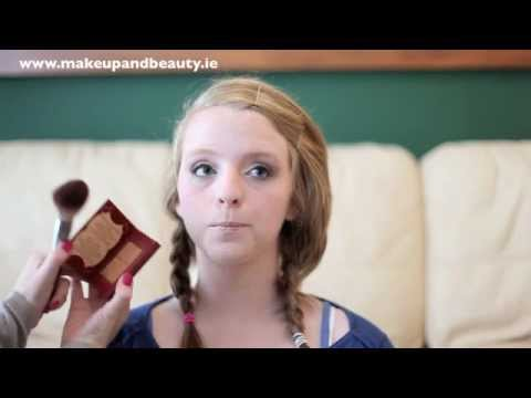 TUTORIAL:  Everyday Drugstore Teen Makeup (feat my sister)