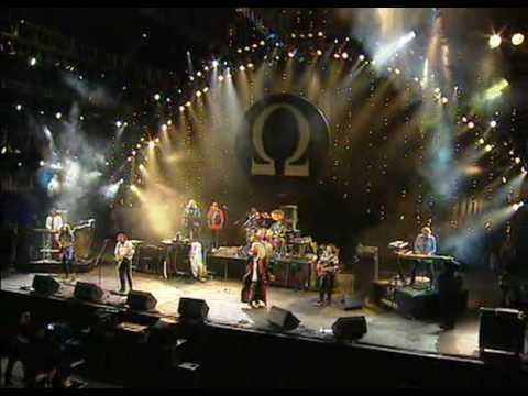 Omega - Gyöngyhajú Lány Live 2001