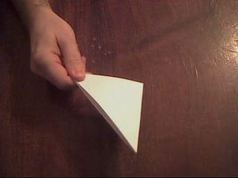 Хлопушка из бумаги ютуб