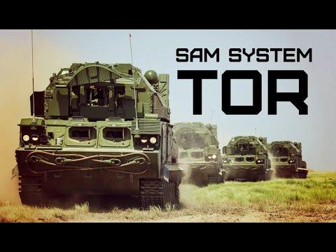 ЗРК «Тор» • SAM system «Tor»