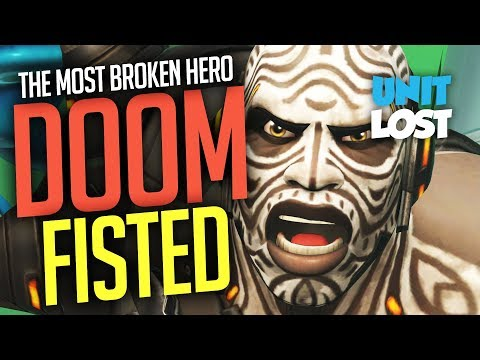 Overwatch - DOOMFISTED! This is why Doomfist is broken.