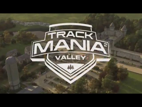 Maniaplanet 4   Trackmania 2 Valley   Le Château