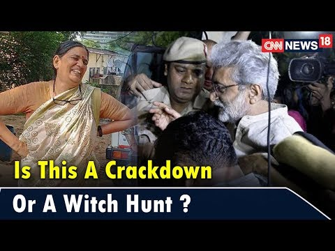 Is This A Crackdown Or A Witch Hunt ? | Epicentre | CNN News18