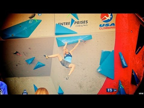 Boulder World Cup 2014 report - Toronto & Vail