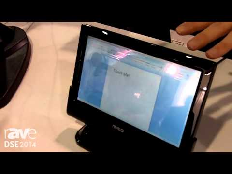 DSE 2014: Mimo Monitors Shows Small Capacitive Displays with Wide Viewing Angles