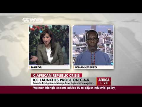Prof Shadrack Gutto on C.A.R Probe by the I.C.C