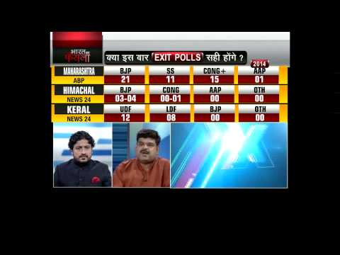 Exit polls 2014: Narendra Modi poised to become PM
