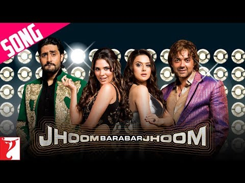 Jhoom Barabar Jhoom - Title Song
