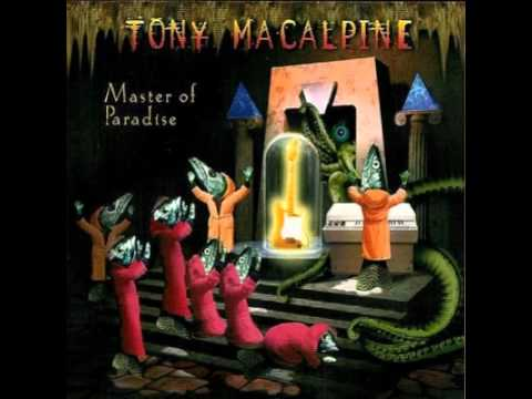 Tony Macalpine - Dreamin Mechanism